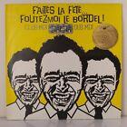 """Sasa – Faites La Fete ... Foutez Moi Le Bordel (Vinyl, 12"""", Maxi 33 Tours)"""