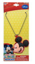Mickey Mouse Clubhouse Lasercut Classic Mickey Charm Necklace - New