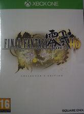 Final Fantasy Type - 0 HD Collectors Edition, Steelbook manga, Xbox One, nuevo & OVP