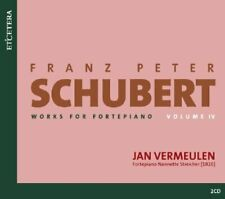 VERMEULENJ - WORKS FOR FORTEPIANO VOL 4 [CD]