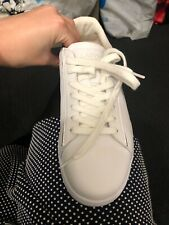 Lacoste Women's Carnaby Evo Sneaker Lace up Shoes