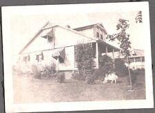 VINTAGE PHOTOGRAPH 1925 SCARBOROUGH BEACH RHODE ISLAND BEACH HOUSE OLD PHOTO