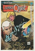 Jonny Quest #1 (Jun 1986, Comico) [Based on Cartoon] Doug Wildey, Steve Rude