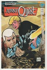 Jonny Quest #1 (Jun 1986, Comico) [Based on Cartoon] Doug Wildey, Steve Rude