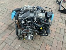 FORD FOCUS 08 1.8 TDCI ENGINE KKDA 130K COMPLETE WITH TURBO INJECTORS