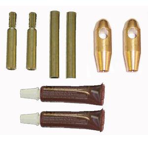 PipeDart Cobra / Flex / Duct Rod 6mm Repair Kit