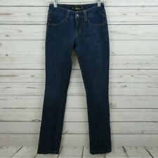 Serfontaine California Blue Stitch Detail Skinny Jeans Size 24 x 31 C1