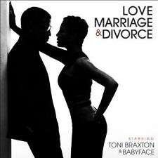 Toni Braxton Babyface - Love, Marriage And Divorce (NEW CD)