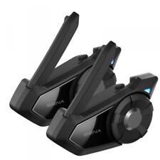 Sena 30K Motorcycle Intercom Mesh technology Dual Pack UK Stock & Backup