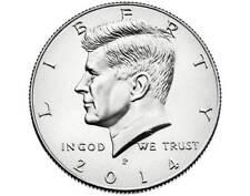 2014 KENNEDY HALF DOLLAR Set P&D (2 COIN SET) Choice BU Quality No S/H #3560-63