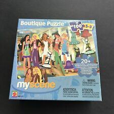 My Scene Barbie My Scene Boutique Puzzle 100 Piece Puzzle 16.5'' x 11.25''