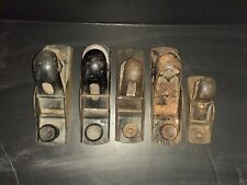 Collection Of 5 Old Block Planes