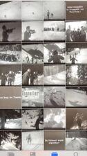 16mm Privatfilm 1930  Skikurs in Tirol Bichlbach Thaneller Skisport Alpen #25