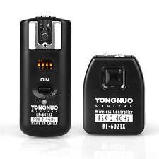 Control Remoto Inalámbrico Yongnuo RF-602 2.4GHz Disparador de Flash para Cámara Canon