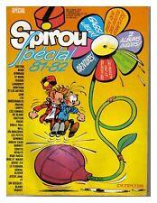 SPIROU  ALBUM  81/82 BE+ SPECIAL