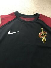 New Nike Men's Cleveland Cavaliers NBA Warmup Shooting Shirt Size 4XL Tall