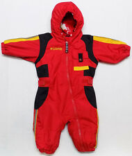 Columbia Baby Snowsuit Bunting Infants Size 6 Months