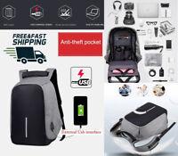 NEW ARRIVAL - Best Anti-Theft Backpack Usb Charging Travel Rucksack Frame