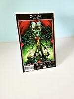X-Men #205 Signed by David Finch (1st Hope Summers) Marvel Comics KEY 2007