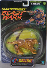 Transformers Beast Wars Fox Kids Deluxe Cheetor. Hasbro 1999. unopened.