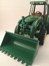 John Deere Tractor with Front Loader ERTL Toy