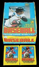1979 Topps Baseball Card #501-726 Pick Your Player Actual Image