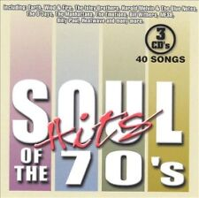 Soul Hits of the '70s [Sony Box Set] by Various Artists (CD, Oct-2002, 3...