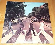 Beatles: Abbey Road Stereo-USA-AppleSO-383Cover Slick poster Apple logo bottom