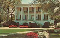 Postcard Presidents Mansion Alabama