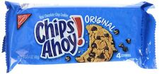 Chips Ahoy Cookies, Chocolate Chip, 1.4 oz x 12 pack