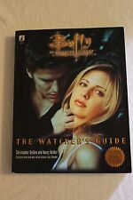 Buffy Vampire Slayer Watcher Guide Vol. 1 Pocket Books Paperback 1998