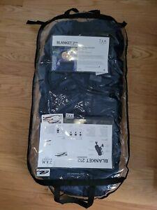 7Am Enfant Stroller & Car Seat Footmuff Blanket 212 Evolution In Navy