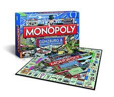 MONOPOLY - GÜNZBURG & LEGOLAND - Winning Moves 42679 - NEU