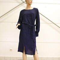 ODEON Kleid mit Bindegürtel Conleys Gr. 42