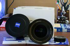 (( Near Mint )) Zeiss 15mm f/2.8 Distagon T* ZF.2 MF Lens (For Nikon)