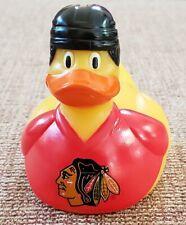 NHL CHICAGO BLACKHAWKS Rubber Duck