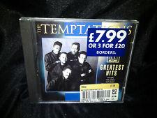 The Temptations Motown Greatest Hits CD Album