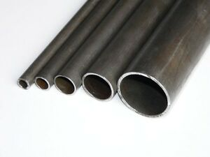 MILD STEEL STOCK CIRCULAR SECTION TUBE PIPE 26.9 TO 48.3 MM OD 2.5 & 2.6 WALL