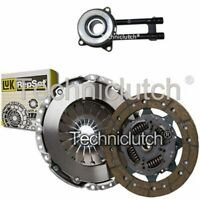 LUK 2 PART CLUTCH KIT AND CSC FOR FORD FOCUS SALOON 1.4 16V