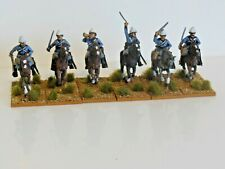 28mm British Colonial Sudan - Cavalry / Hussars - Metal Painted 6 Figures #3