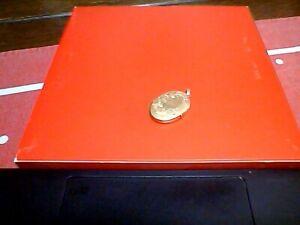 Medaillon 585 Gepunzt echt Gold 14 Karat gebraucht 4 Gramm