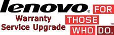 LENOVO ThinkCentre M57e M58 3 anni di garanzia ON-SITE servizi Desktop Upgrade Pack