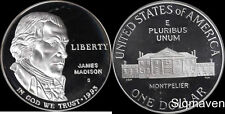 1993 S Bill of Rights  Silver Dollar Deep Cameo Gem Proof No Reserve