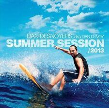 Summer Sessions 21013 Desnoyers, Dan MUSIC CD
