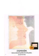 PUBLICITE  1978   JACQUES FATH  parfum EXPRESSION