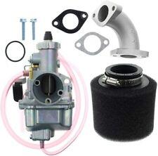VM22 26mm Vergaser Kit Fit f/ür Mikuni Intake Pipe Pit Dirt Bike 110ccm 125ccm 140ccm Lifan YX