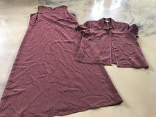 Talbots Size 10 Dress And Matching Jacket