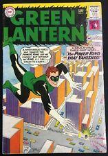 Green Lantern (1960) #5 VG/FN (5.0) Origin & 1st app Hector Hammond
