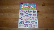 Poochie Colorforms Rub N Play Transfers 1983 Mattel Transfers Unopened