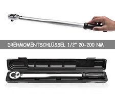 "Automatischer Drehmomentschlüssel 1/2"" 20-200NM Drehmoment Schlüssel Ratsche"
